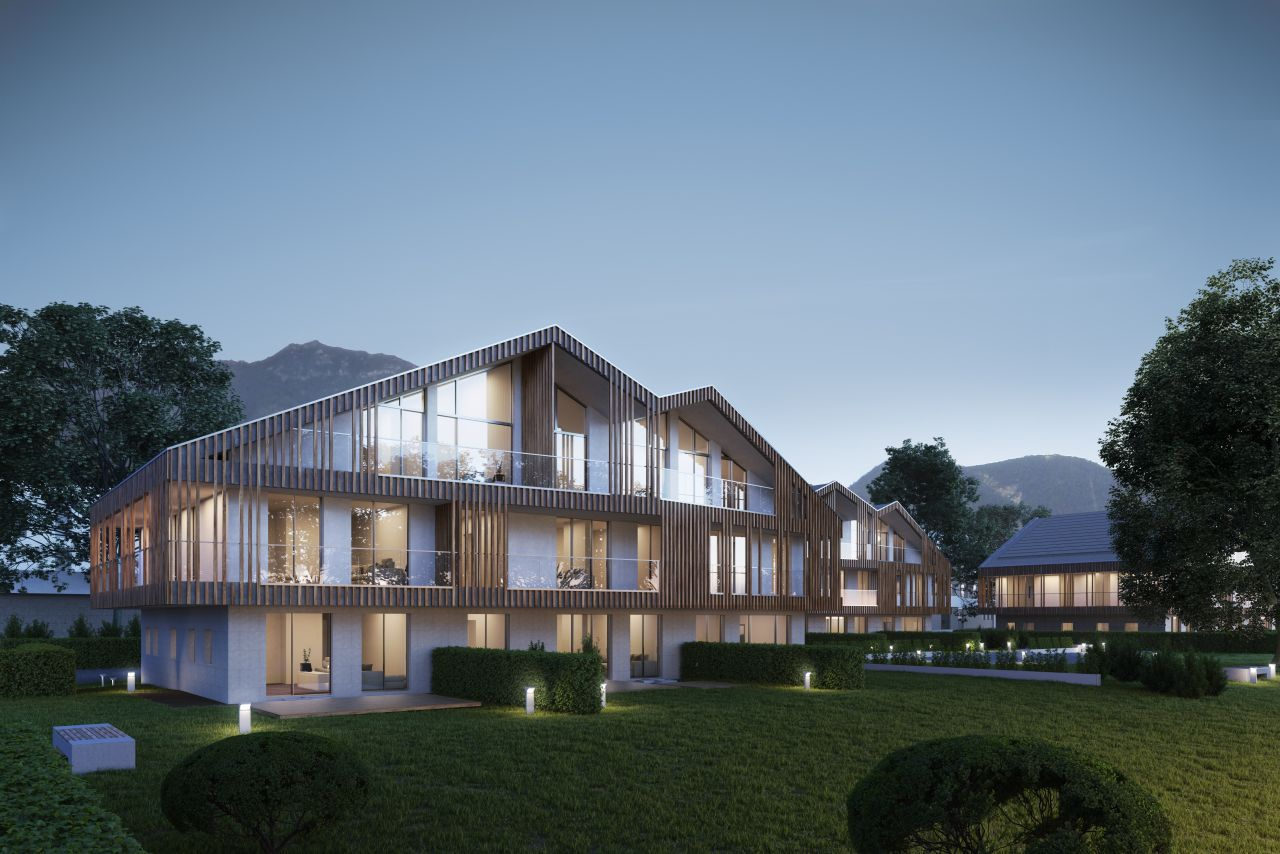 "Aussenansicht ""Mountain Residences Garmisch"""